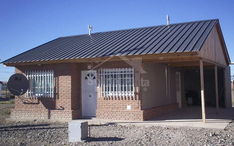 Chalet Industrializado - Constructora Sol del Plata