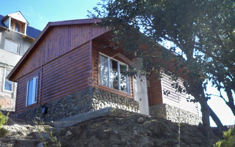 Cabaña Canadiense - Constructora Sol del Plata