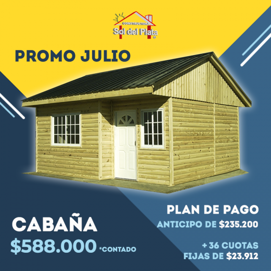 PROMO CASA PROPIA - JULIO 2021