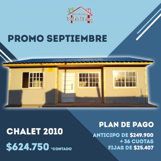 Promo Septiembre - Sol del Plata